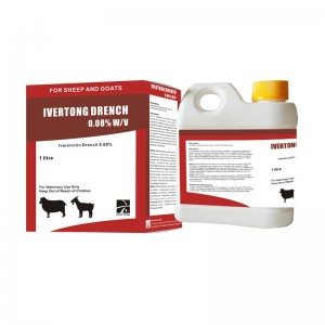 IVETONG DRENCH  Ivermectin Drench 0.08%